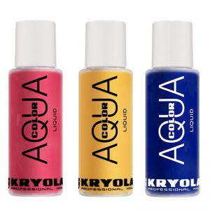 Aquacolor Liquid Bodypainting Farbe