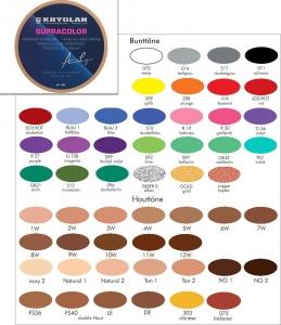 Supracolor Fettschminke Creme Make-up 8 ml